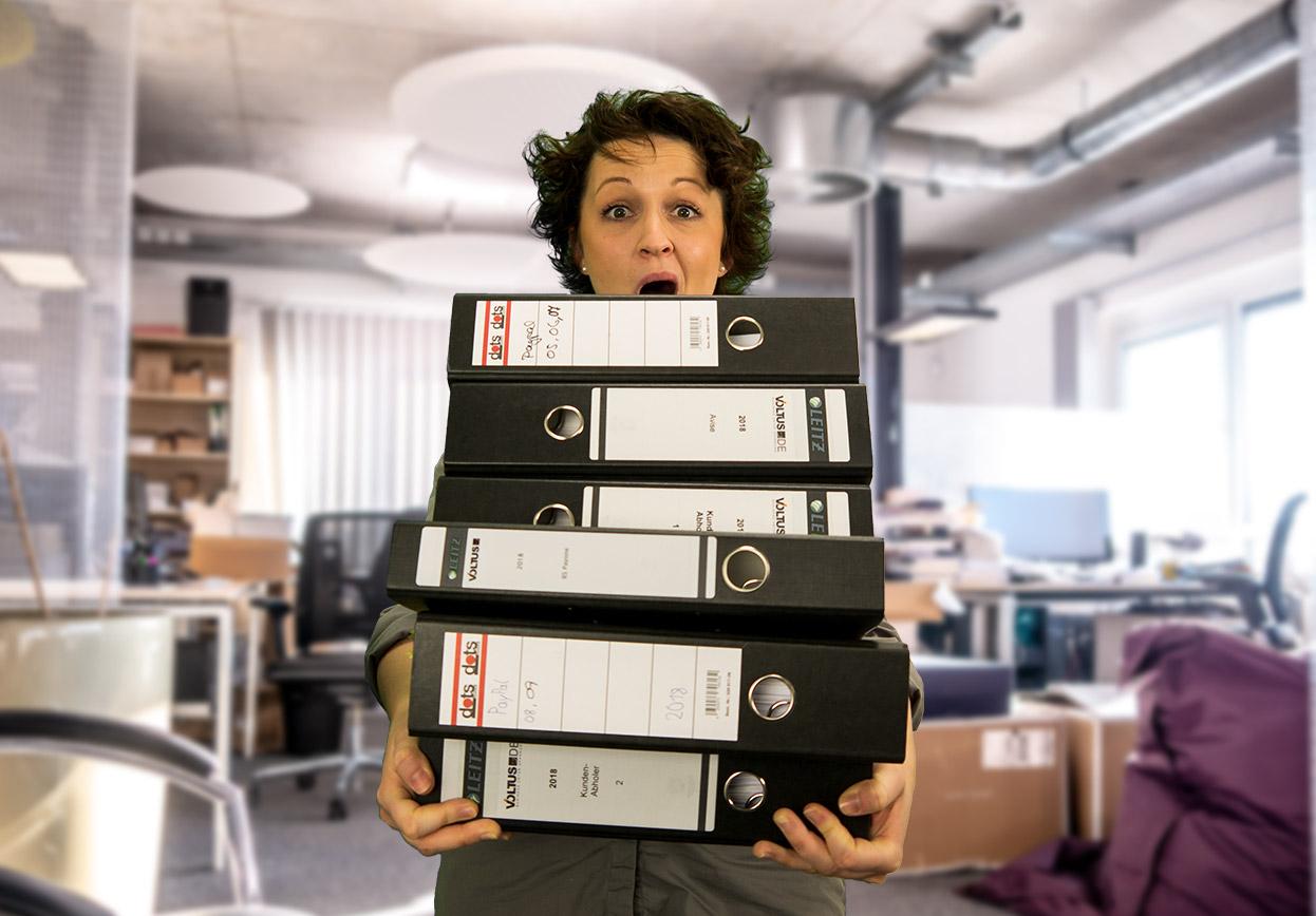 Voltus GmbH | Karriere - Auszubildende (m/w/d) zur/zum Kaufmann für Büromanagement