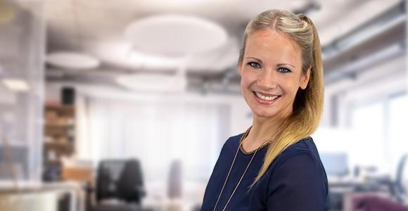 Jr. Tax Consultant Karin Egly von Voltus
